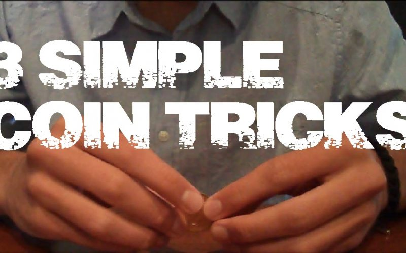 ꒾ 3 Simple Coin Tricks To Impress Family/Friends! ꒾