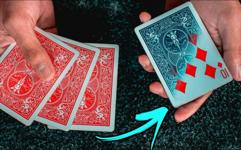 VERY SIMPLE Mentalism Card Trick - You Won't Mess Up!!!
