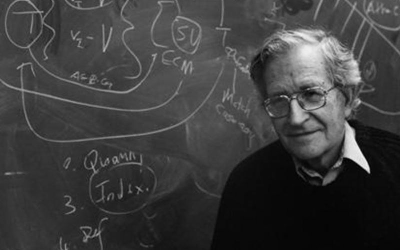 Mentalism _ Noam Chomsky (competence and Performance)