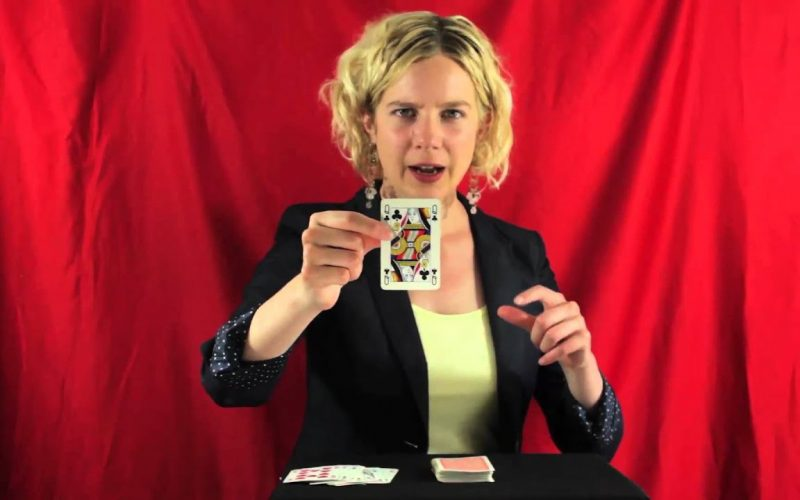 Easy Magic Trick for Kids - Simple Card Trick