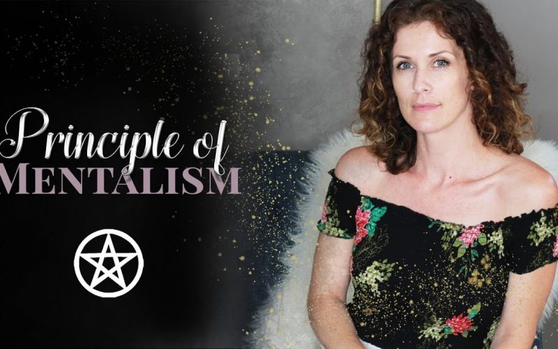 The Hermetic Principle Of Mentalism | #WitchBabyWednesdays