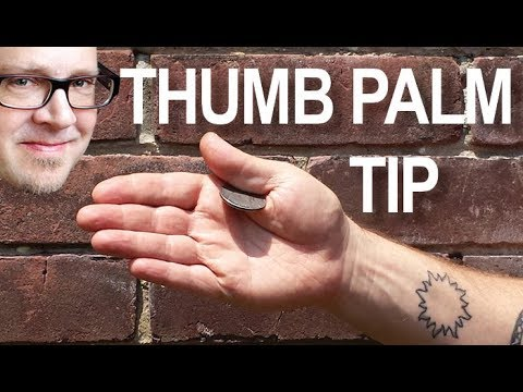 Learn the BEST 'Secret Palm' for Magic Coin Tricks!