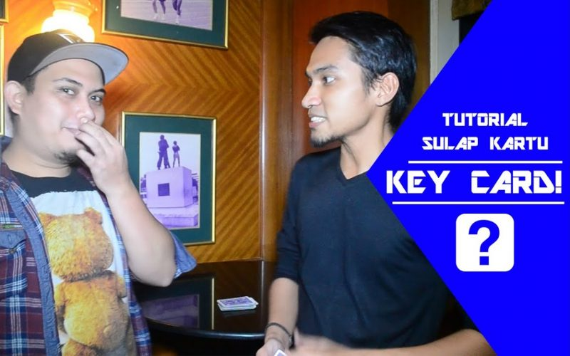 TUTORIAL SULAP KARTU GAMPANG ft. BOOGIL MENTALISM | Tutorial Time