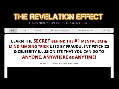 The Revelation Effect Review - [UPDATED] Personal Testimonial