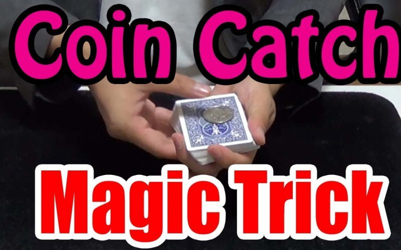 magic tricks revealed/coin catch magic trick/UHM