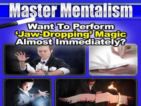 Master Mentalism PDF Review: Learn How To Do Magic Tricks review