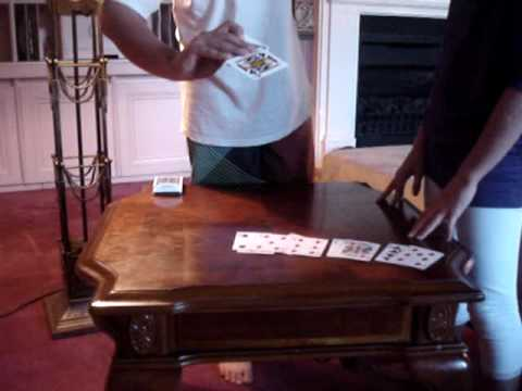 The best mentalism card trick-Performance