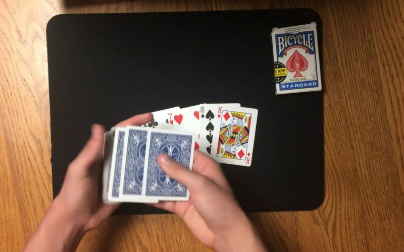 David Blaine's Card Trick Revealed- Any Card At Any Number ACAAN
