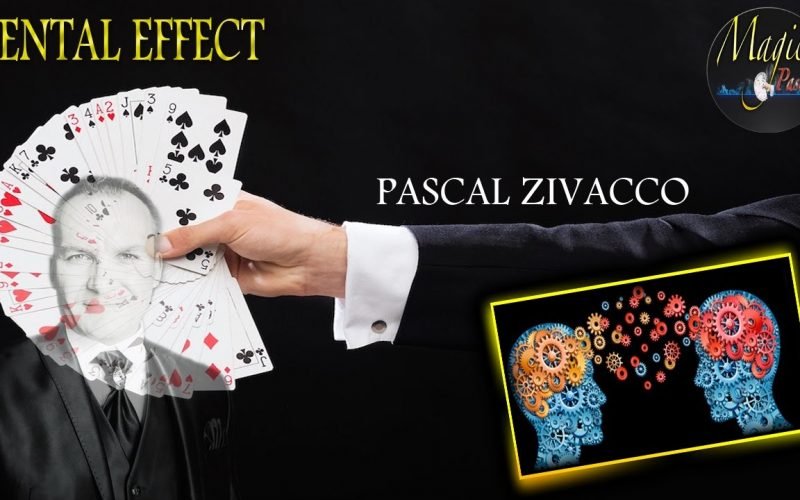MENTAL EFFECT { MAGIC TRICK MENTALISM } TOUR DE MAGIE