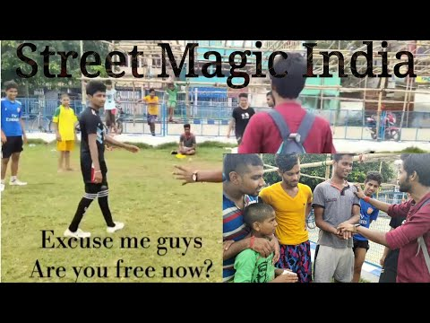 Eid Special || Amazing Magic to Footballers || Bong Illusion❤❤🔥🔥👌👌😱😱