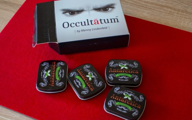Magic Review #29 - Occultatum by Menny Lindenfeld - Reading Minds ?!