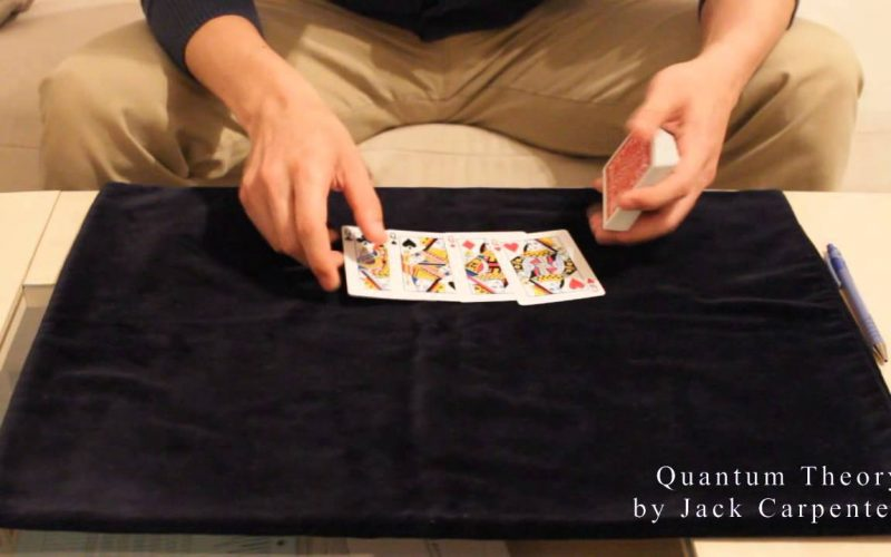 Quantum Theory by Jack Carpenter [tutorial]