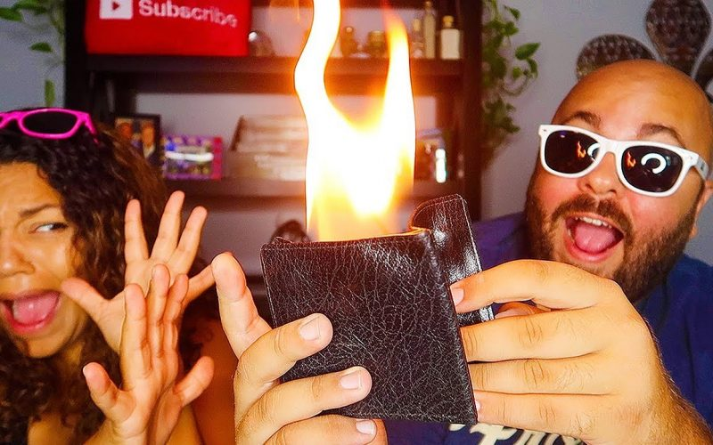 How To Do 3 WALLET Magic Tricks!