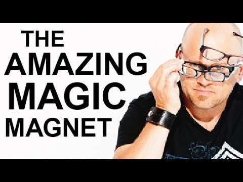 LEARN THE SECRET TO THE 'MAGNET CARD TRICK'