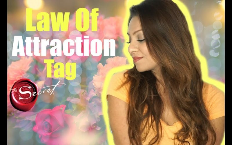 Law Of Attraction Tag │THE SECRET, Manifestation, Attract What You Desire│Books, Rituals, and More!