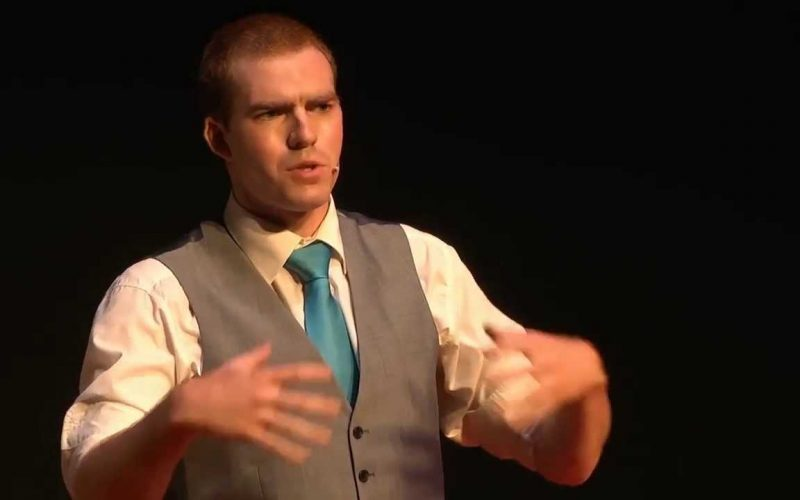 Misdirection: Sam Fitton at TEDxLancasterU