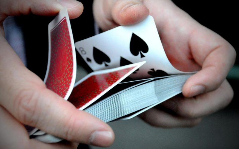 Lazy Ass Card Trick: They Do The Work, YOU Take the Credit!