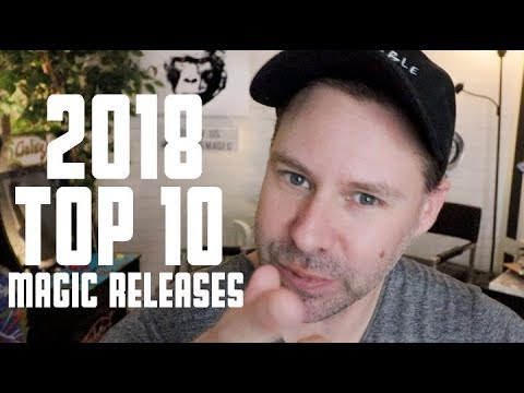 Top 10 Magic Tricks From 2018