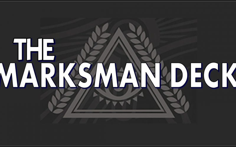 Magic Review: The Marksman Deck by Luke Jermay