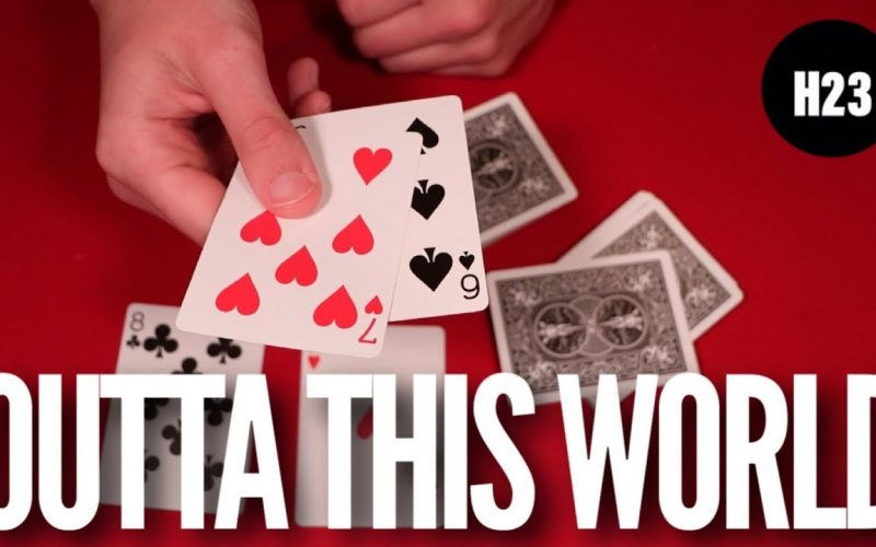 This Card Trick is Out of this World!