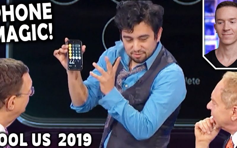 Magician REACTS to Robert Ramirez on Penn and Teller FOOL US 2019