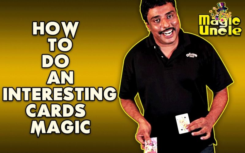 Magic Trick Revealing | Malayalam |  How to Do An Interesting Cards Magic