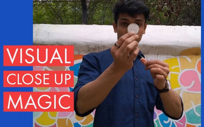 Visual Close up Real Magic Tricks - Paritosh Tonk