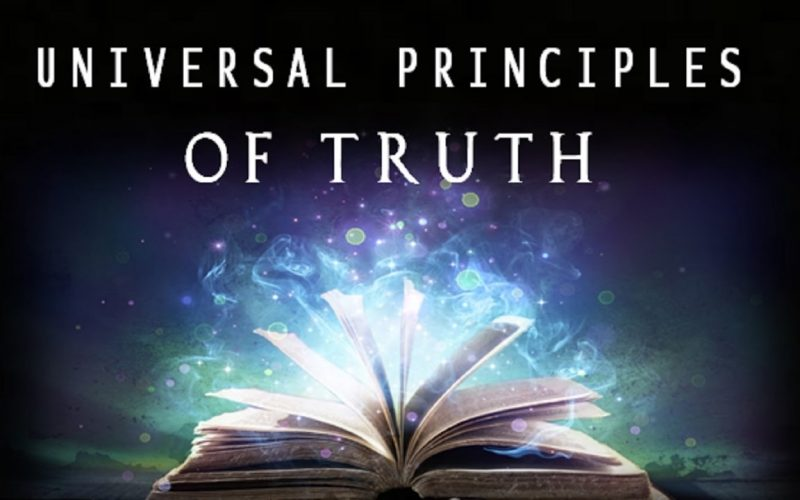 The Seven Universal Principles of Truth - Harmonize With Natural Laws (law of attraction)