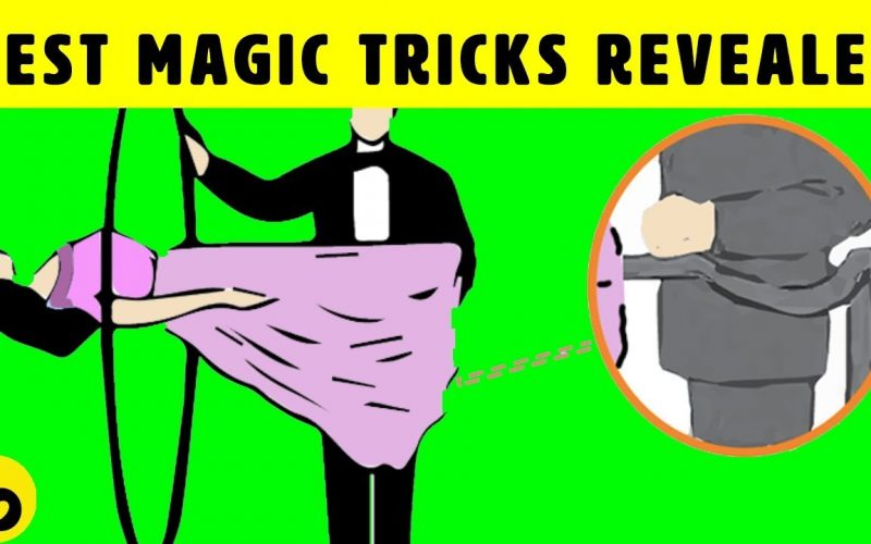 10 Best Magic Tricks Revealed By Magicians Like David Blaine