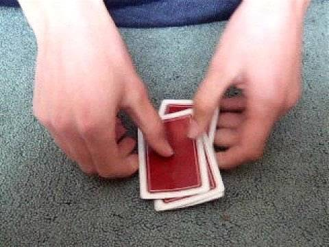 Worlds Best Card Trick Revealed