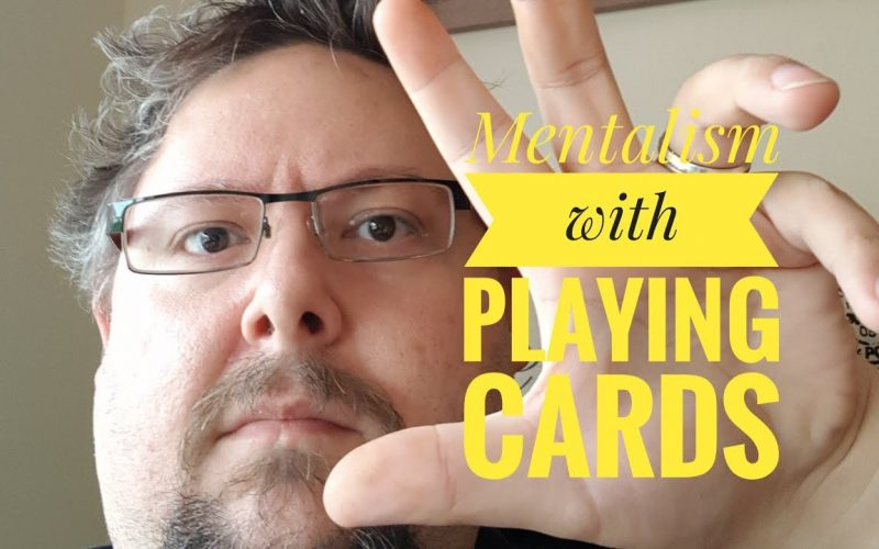 MENTALISM WITH CARDS tutorial