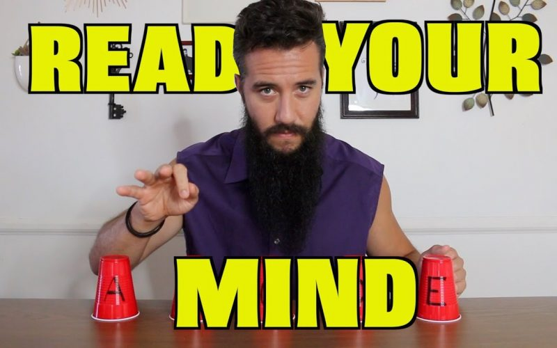 I CAN READ YOUR MIND 5: I know your Name