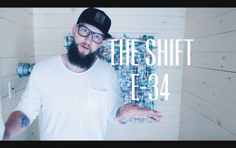 THE SHIFT 034 - DICEPTION & FRENCH POSTCARDS