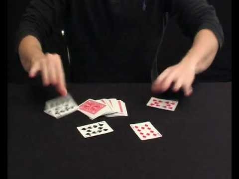 Card magic tricks for kids