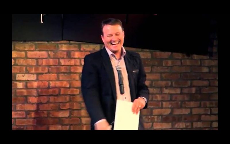 Cody's Comedy Book Test by Cody Fisher - www.propdog.co.uk