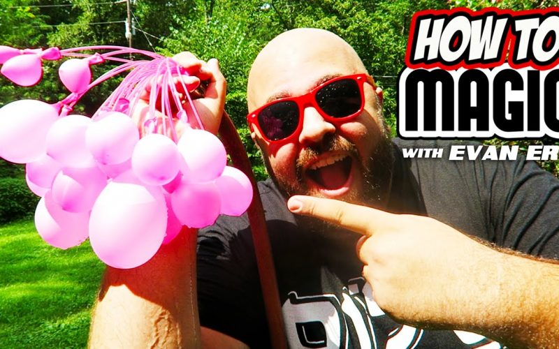 10 How To Balloon Magic Tricks