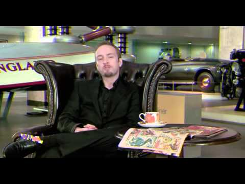 2009 Derren Brown - 3D Magic Spectacular (Full)
