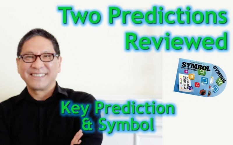 Mentalism Reviews: Key Prediction and Symbol
